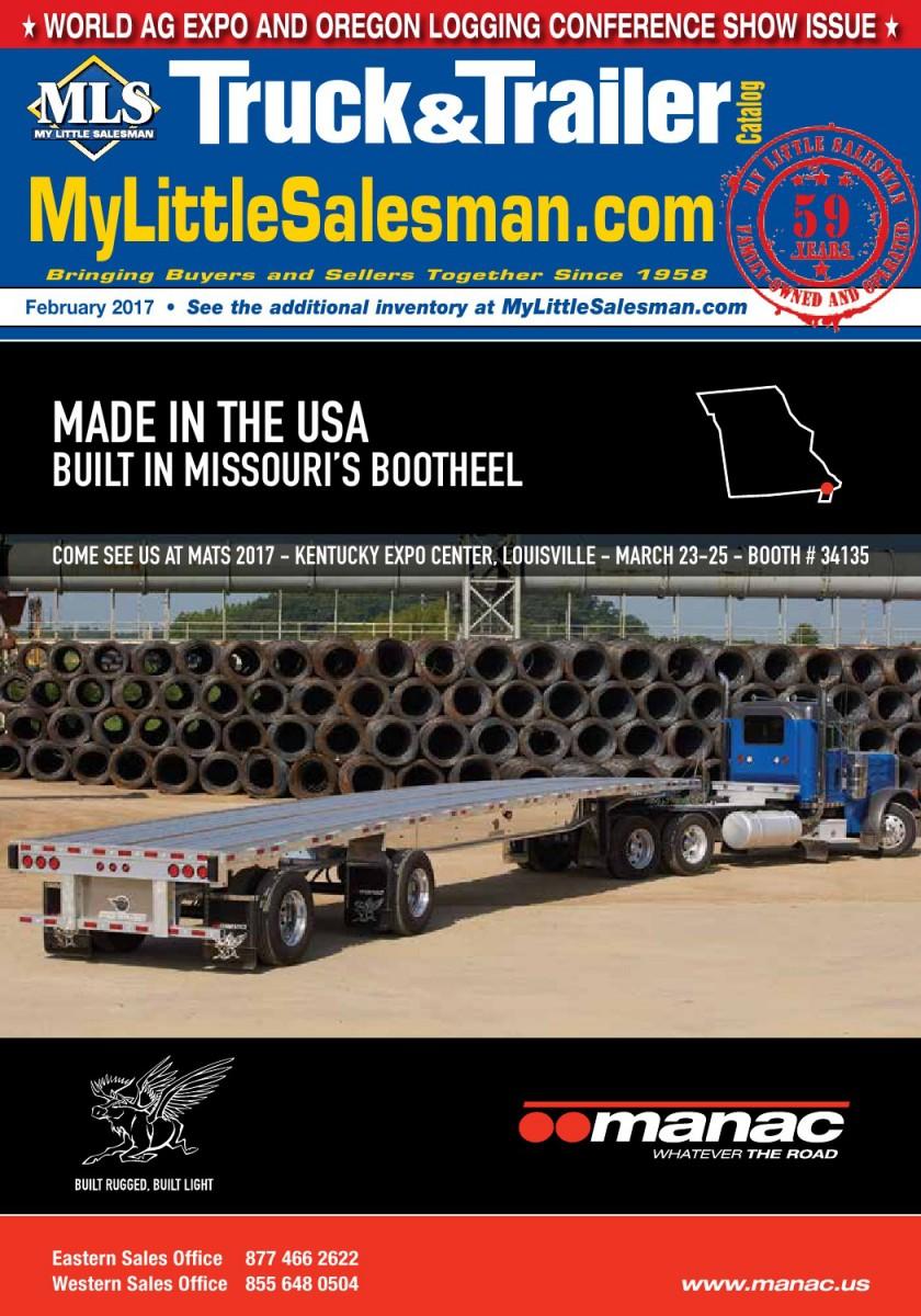 Truck & Trailer Online Classifieds | Buy & Sell | My Little Salesman